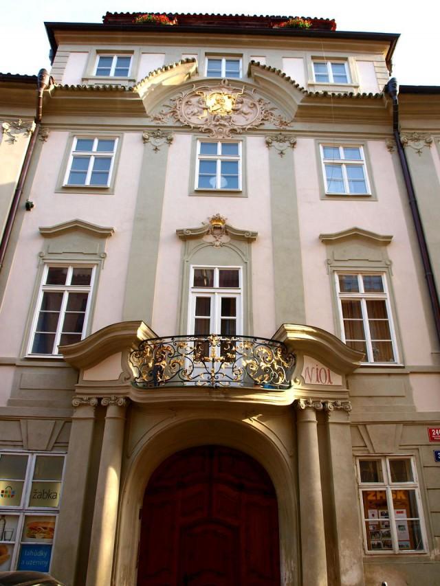 Бретфельдовский дворец (Bretfeldovský palác)
