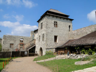 Замок Кунетицкая Гора