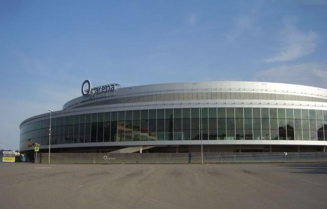 O2 Арена (O2 Arena) в Праге