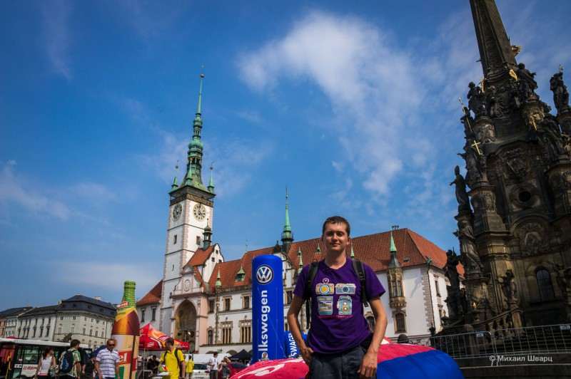 Оломоуц (Olomouc)