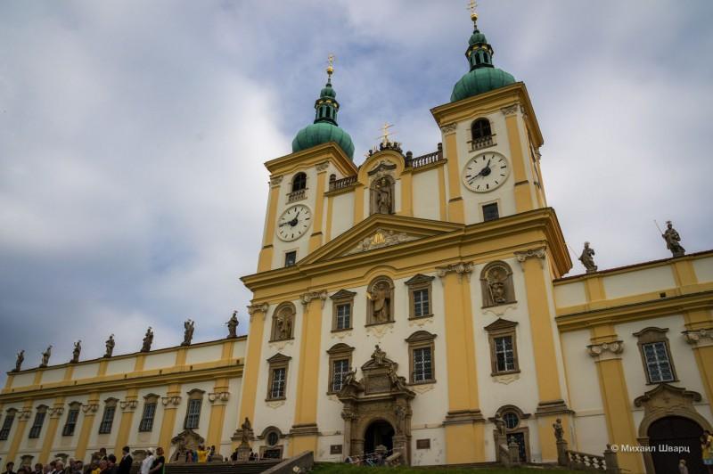 Базилика Явления Девы Марии на Святой Горке