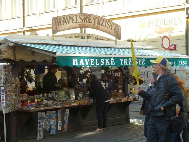 Гавельский рынок (Havelské Tržiště)