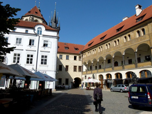 Дворец  Грановских (palác Granovských)