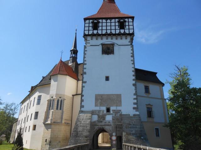 Замок Чехии