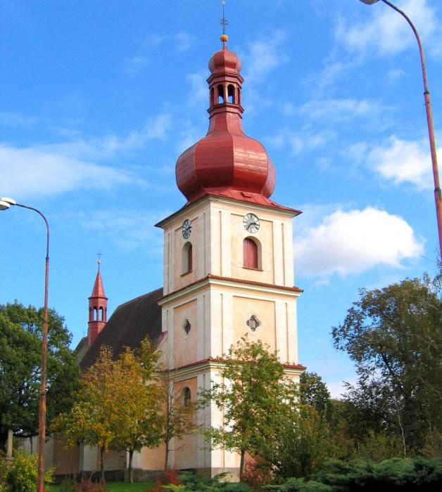 Костел св. Якоба (kostel sv. Jakuba)