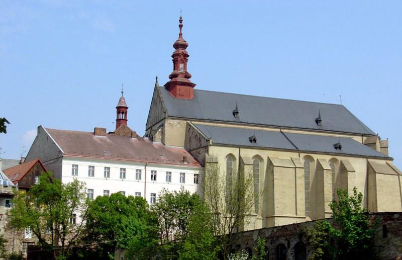 Храм Св. Николая (chrám sv. Mikuláše)