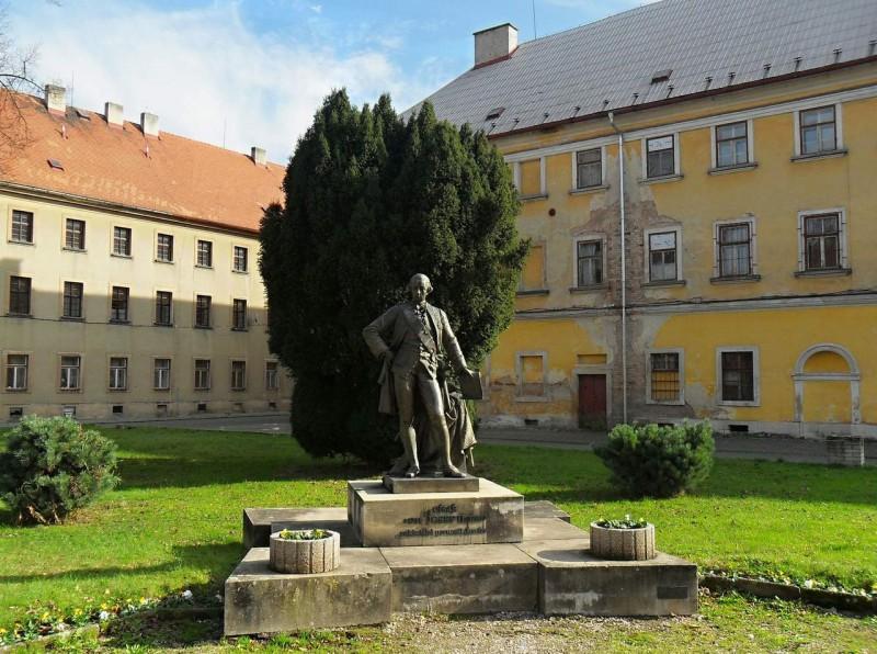 Основатель крепости Josef II