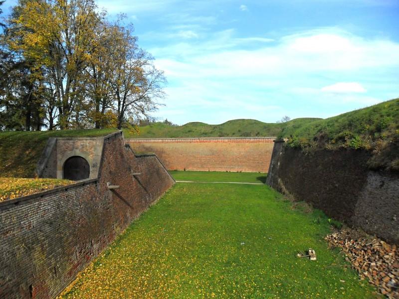 Крепость Йозефов (Pevnost Josefov)