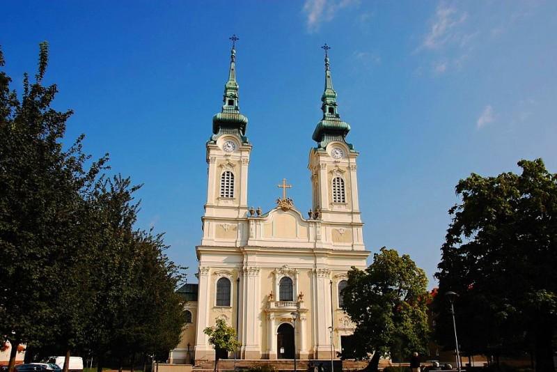 Костел Девы Марии Королевы