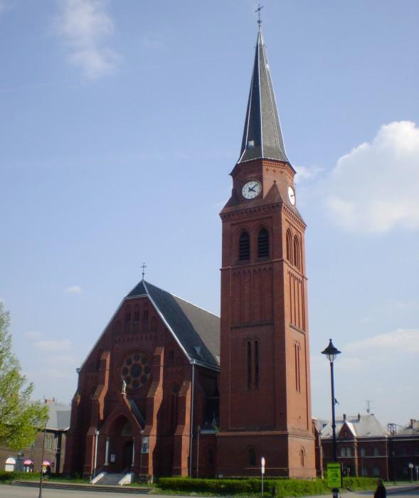 Костел св. Павла Апостола