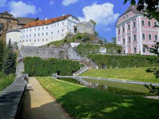 Замок и крепость Бечов-над-Теплой