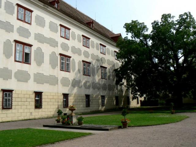 Опочненский замок (Opočenský zámek)