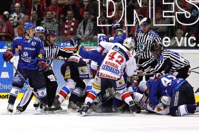 Чешский хоккей