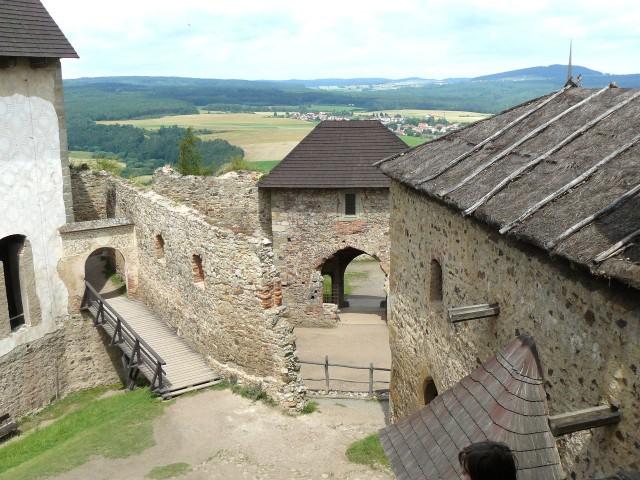Замок Точник (Točník)