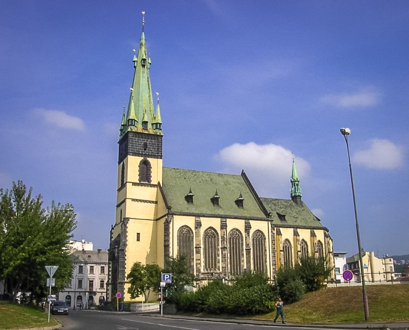 Церковь Вознесения Пресвятой Девы Марии