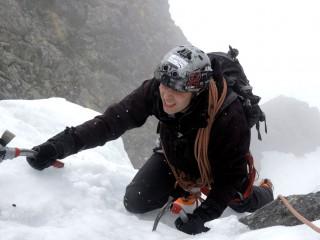 Зимний альпинизм в Чехии – ледолазание