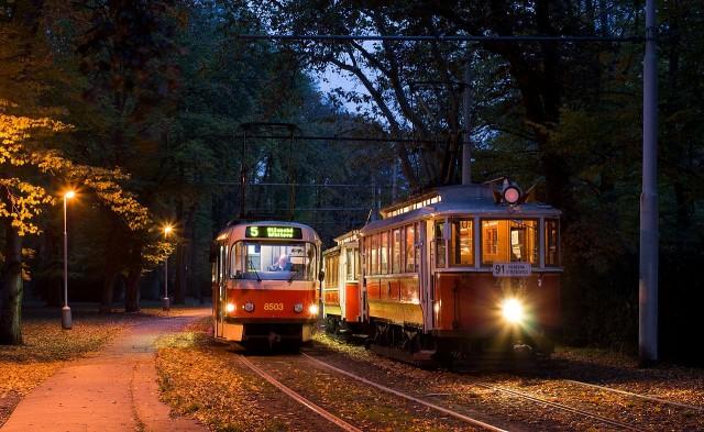 Исторический трамвай № 91 (Nostalgická linka 91)