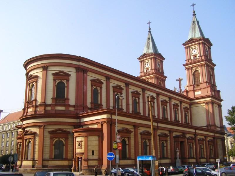 Кафедральный собор Божественного Спасителя