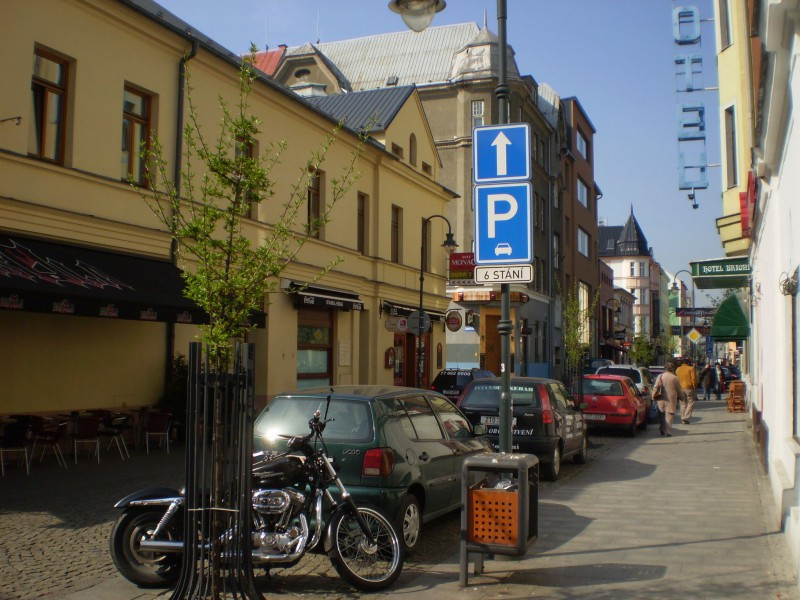 Улица Стодольни