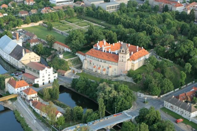 Замок Брандис-над-Лабем (Zámek Brandýs nad Labem)