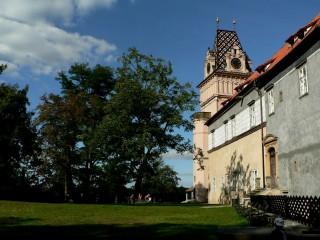 Замок Брандис-над-Лабем