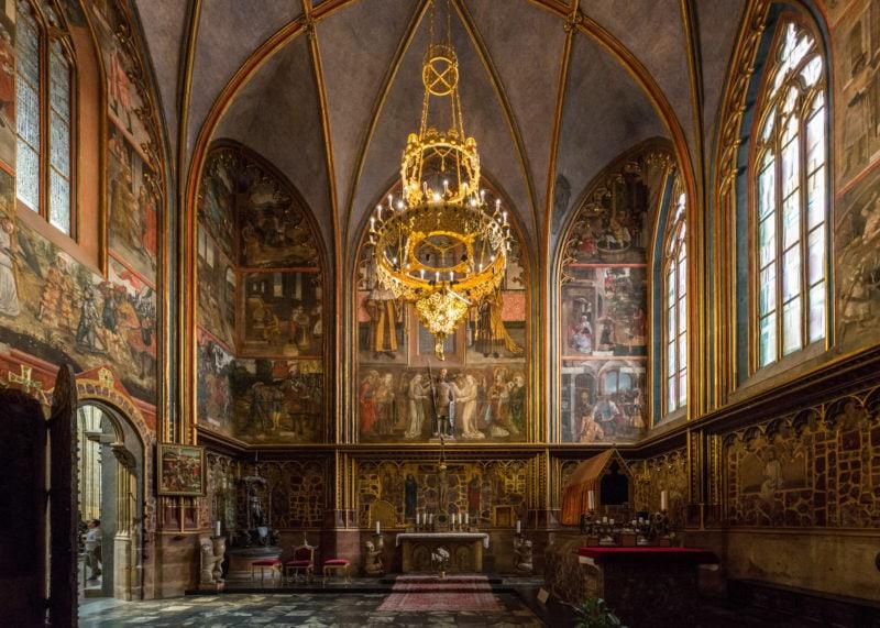 Часовня св. Вацлава (Kaple svatého Václava)