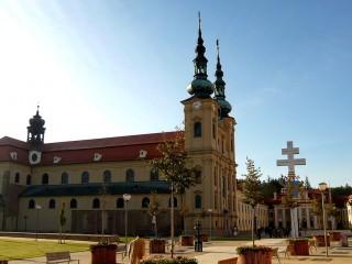 Храм Вознесения Девы Марии в Стара-Болеславе. Оберег земли чешской