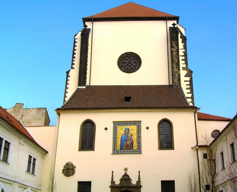 Церковь Девы Марии Снежной
