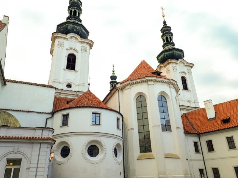 Страговская художественная галерея (Strahovská obrazárna)