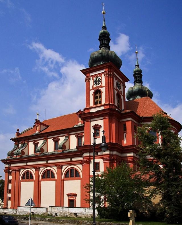 Церковь Вознесения Девы Марии (Kostel Nanebevzetí Panny Marie)