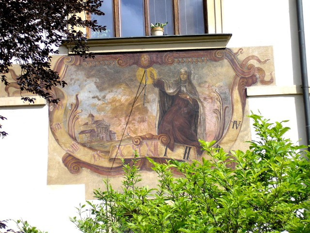 Монастырь босых кармелиток (Klášter bosých karmelitánek)