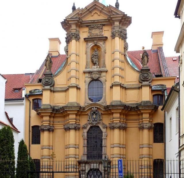 Костёл Святого Иосифа (Kostel sv. Josefa)