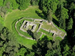 Замок Кози-Градек