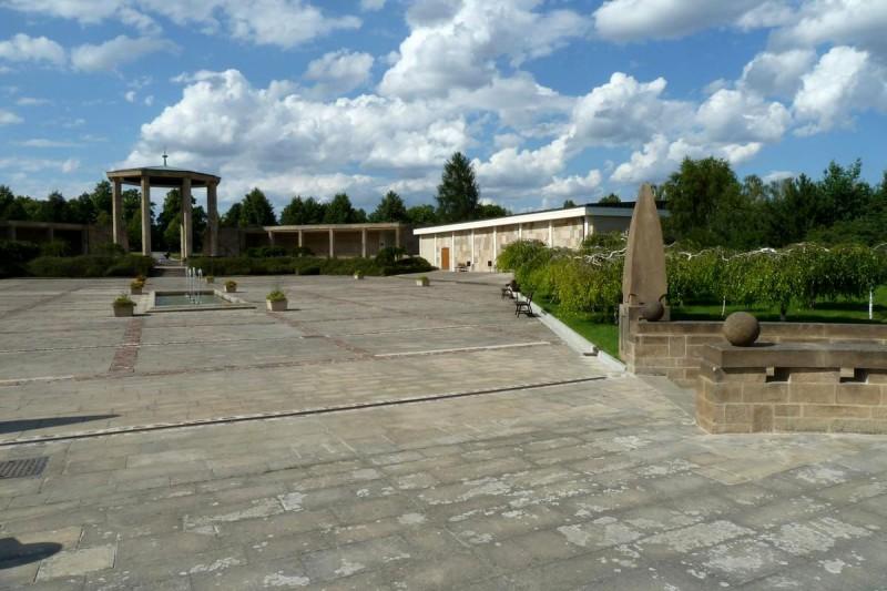 Мемориал в Лидице (Památník Lidice)