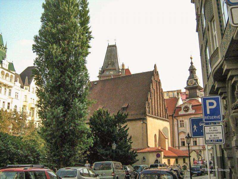 Майзелова улица (Maiselova ulice)