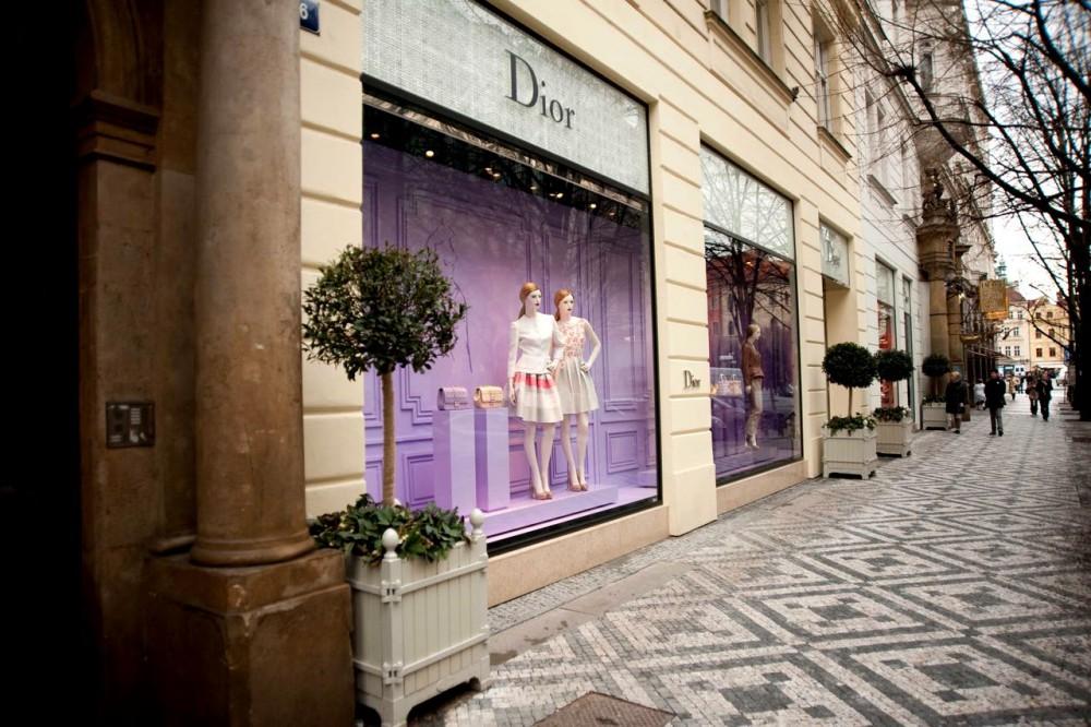 Улица Парижская одна из самых дорогих в мире