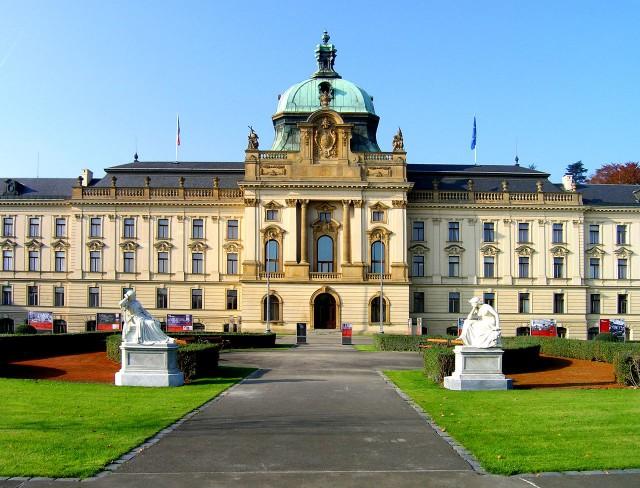 Дом Правительства Чешской республики (Úřad vlády ČR)