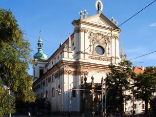 Церковь Святого Игнатия из Лойолы