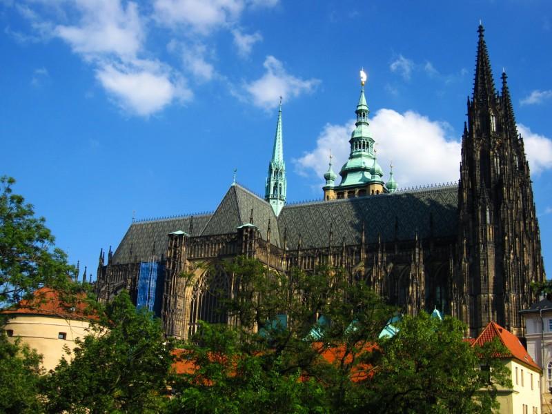 Собор Святого Вита, Вацлава и Войтеха (Katedrála svatého Víta, Václava a Vojtěcha)
