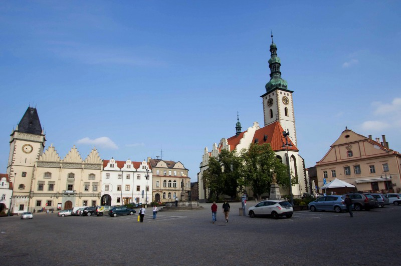 Площадь Яна Жижки (náměstí Jana Žižky)