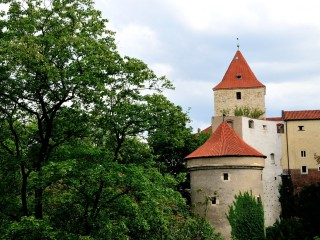 Башня Далиборка – часть укреплений Пражского града