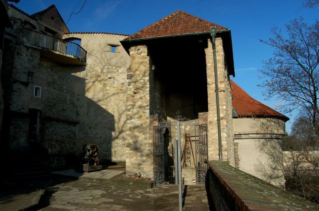 Башня Далиборка (Daliborka)