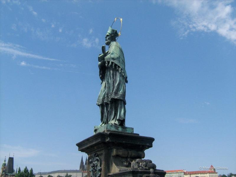 Ян Непомуцкий (Sv. Jan Nepomucký)