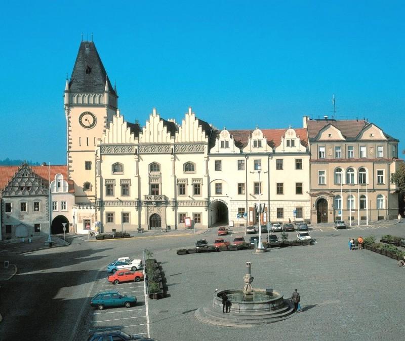 Старая ратуша (Stará radnice)