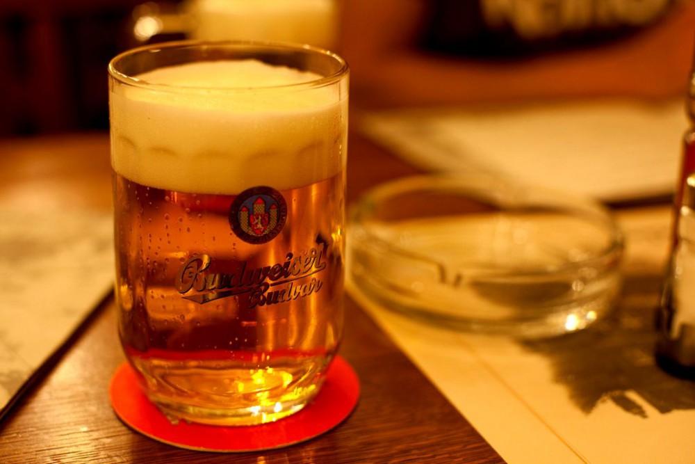 пиво Budvar