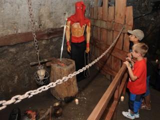 Ужасающие подземелья