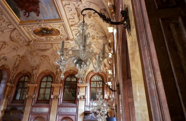 Вальдштейнский дворец (Valdštejnský palác)