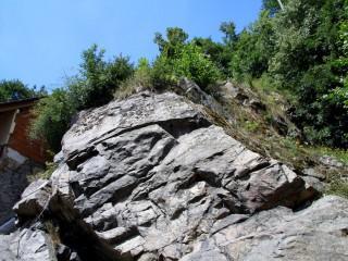 Гранатовая скала