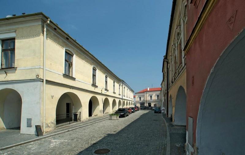 Липник-над-Бечвой (Lipník nad Bečvou) Чехия