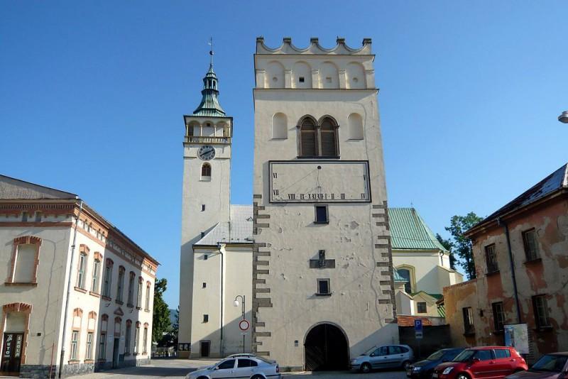 Ренессансная колокольня (1609 г.)